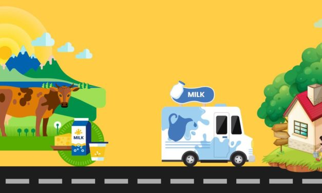 Leveraging Milk Delivery Business To A New Level With Deliforce