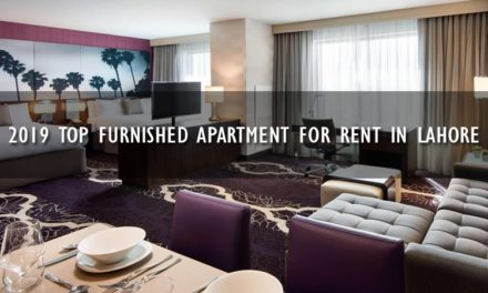 2019 Top Furnished Apartment For Rent In Lahore