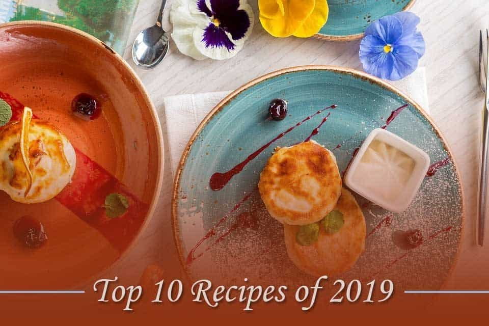 Find Out The Top 10 Recipes of 2019