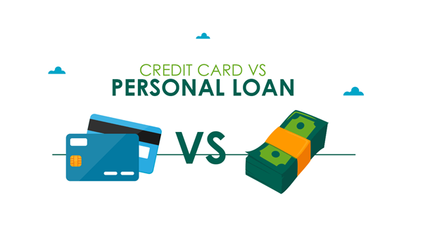 How To Choose Between A Credit Card And A Personal Loan