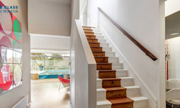 Colored Glass Ideas To Renovate Your Home Interior And Exterior.