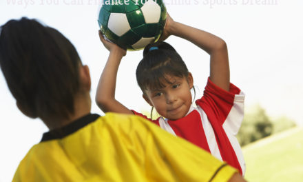 5 Ways You Can Finance Your Child's Sports Dream