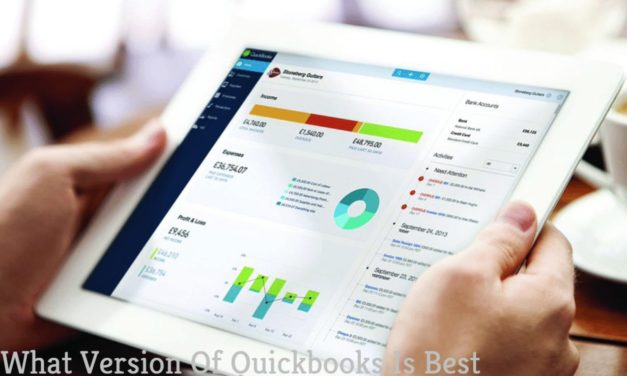 How Do I Tell What Version Of Quickbooks Is Best