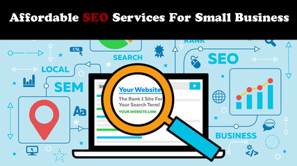 Best Affordable SEO Packages For Small Business
