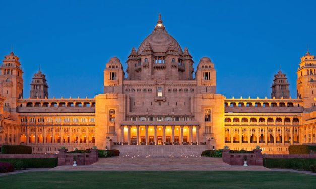 Blue City Of India Jodhpur A City That, Incomprehensibly Quite Unnoticed