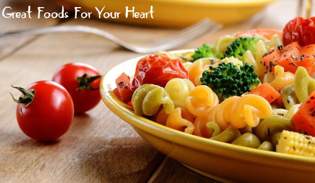 Great Foods For Your Heart