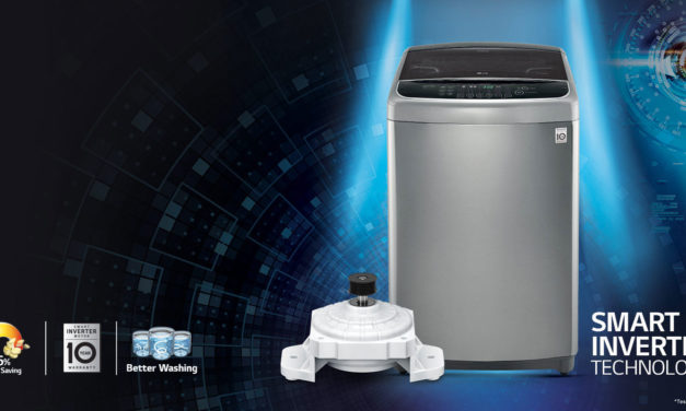 Inverter Technology In Washing Machines – Explained!