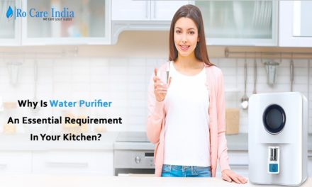 Why Is Water Purifier An Essential Requirement In Your Kitchen?