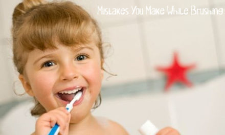 6 Mistakes You Make While Brushing And How To Fix Them