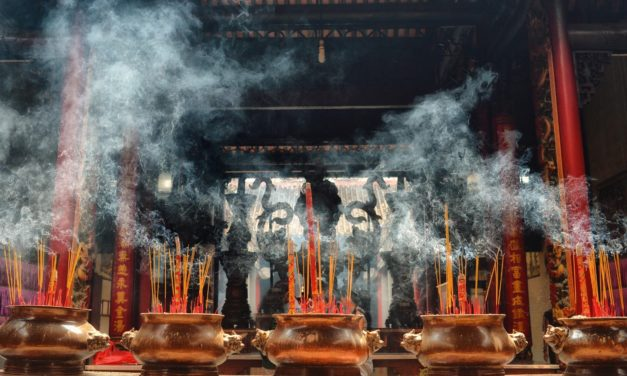 The World's 10 Most Spiritual Places