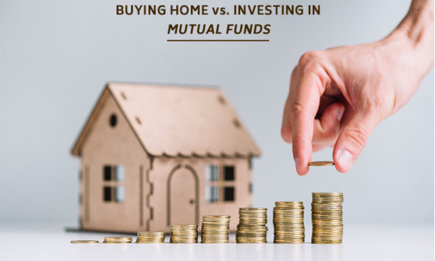 Buying Home Vs. Investing In Mutual Funds