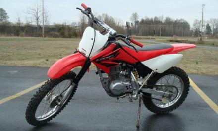 Top 3 Mods for Honda CRF100