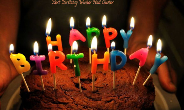 The Best Birthday Wishes and Quotes For 2020