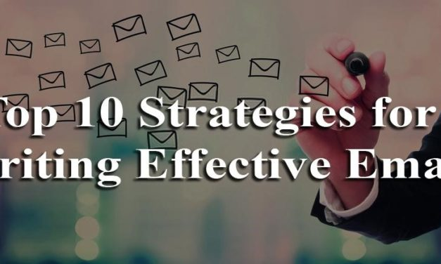 Top 10 Strategies for Writing Effective Email