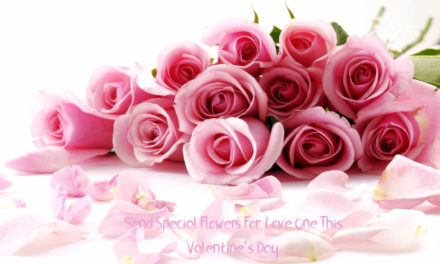 Send Special Flowers For Love One This Valentine's Day