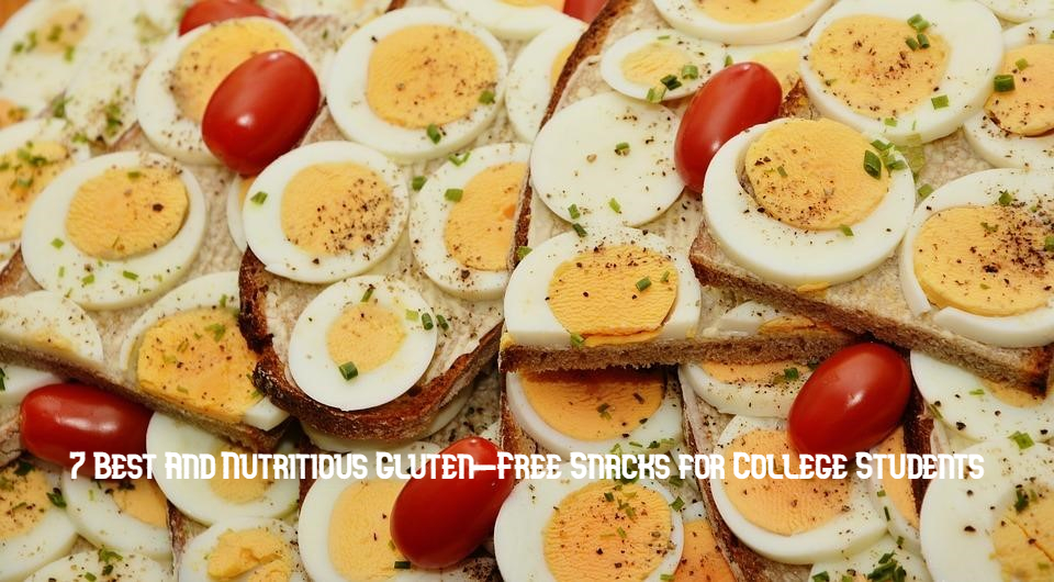 7 Best And Nutritious Gluten-Free Snacks for College Students