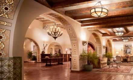 Beautiful Santa Barbara Hotel Lobbies To Inspire Your Next Remodel