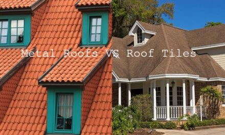 Metal Roofs VS Roof Tiles: Choosing The Better One