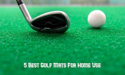 5 Best Golf Mats For Home Use