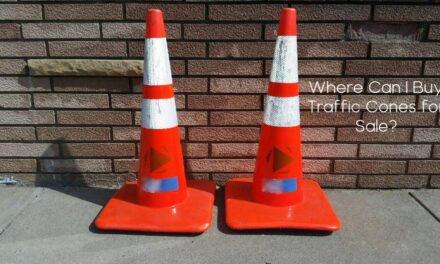 Where Can I Buy Traffic Cones for Sale?