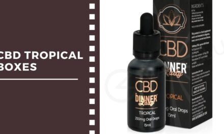 CBD Topical Boxes And Their Influence On Packaging