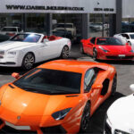 Hire a car in the UK