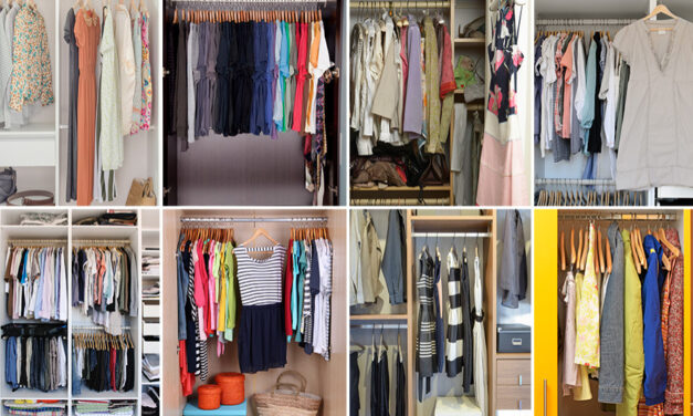 A guide to organizing your wardrobe | Women's Clothing